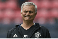 """Memes, Manchester United, and Liverpool F.C.: Mourinho before the match: """"It's Liverpool 1st team vs Manchester United kids.""""  Average age of Liverpool's XI: 25 Average age of Man Utd's XI: 26  Full-time: Liverpool 4-1 Man Utd https://t.co/MFcL49zSbG"""