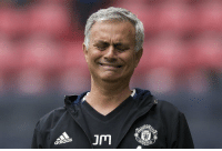 """Soccer, Manchester United, and Liverpool F.C.: Mourinho: """"It's Liverpool first team vs Manchester United kids.""""  Average age of Liverpool's XI: 25 Average age of Man Utd's XI: 26  Full-time: Liverpool 4-1 Man Utd https://t.co/jGDB15IvRi"""