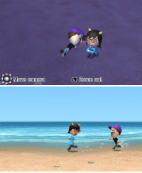 Love, Target, and Tumblr: Move camera  L Zoom out excitingbounty:  Much to my dismay, Terezi and Waluigi fell in love. I dont have photos of their wedding for some reason.