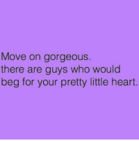 👏👏👏: Move on gorgeous  there are guys who would  beg for your pretty little heart 👏👏👏
