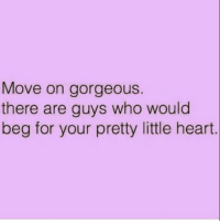 💯🙌🏼🙌🏼🙌🏼💁🏼💃🏼 REPOST @mmw2685: Move on gorgeous.  there are guys who would  beg for your pretty little heart 💯🙌🏼🙌🏼🙌🏼💁🏼💃🏼 REPOST @mmw2685