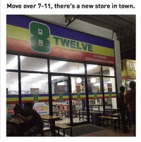 😂: Move over 7-11, there's a new store in town.  24 HOURS  CONVENIENCE STORE  IGB  TE 😂
