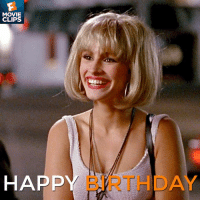 """""""... Let me give you a tip: I'm a sure thing."""" ;)  A sure thing indeed - happy birthday to the Pretty Woman icon, Julia Roberts.: MOVIE  CLIPS  HAPP  ry """"... Let me give you a tip: I'm a sure thing."""" ;)  A sure thing indeed - happy birthday to the Pretty Woman icon, Julia Roberts."""
