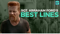 """Suck My Nuts!"" ✌🏻 R.I.P Abraham ✌🏻*KATANA*: Movie  Pilot  SGT. ABRAHAM FORD'S  BEST LINES ""Suck My Nuts!"" ✌🏻 R.I.P Abraham ✌🏻*KATANA*"