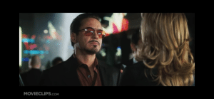 """Death, Nick, and Ironman: MOVIECLIPS.coM In Ironman (2008) """"miss Brown"""" calls Tony Stark the merchant of death, the same nick name was given to Alfred Nobel, after he invited dynamite."""