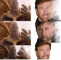 Chuck Norris, Meme, and Back