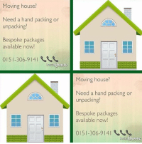 Moving house?  Need a hand packing or  unpacking?  Bespoke packages  available now!  uote  Moving house?  Need a hand packing or  unpacking?  Bespoke packages  available now!  uote Omg this is genius! Packing is literally the WERST thing about moving house. @thelaundryqueen_housekeeping you are amazing!