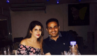 Memes, Date, and 🤖: Mr. and Mrs. Virender Sehwag on their date night