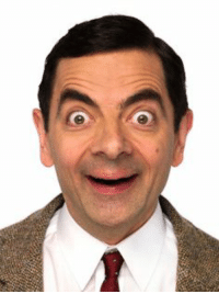 Mr Bean Funny Faces: Mr Bean Funny Faces