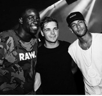 Dray x Martin Garrix x Neymar (Ibiza) WarriorsTalk: MR.BEAR  RAW Dray x Martin Garrix x Neymar (Ibiza) WarriorsTalk