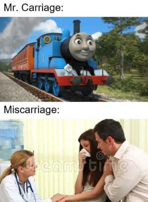 Dank, Dank Memes, and Thomas: Mr. Carriage  Miscarriage: Thomas the dank engine