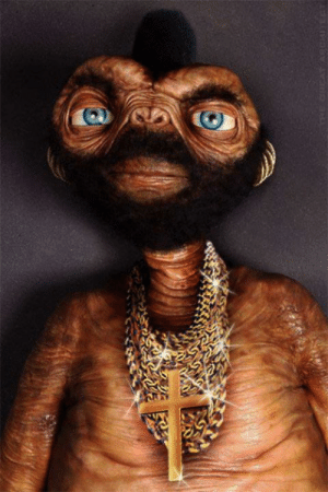 Mr. E.T. for your enjoyment: Mr. E.T. for your enjoyment