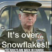 Snowflakes are Melting over Mad Dog🇺🇸🇺🇸 DonaldTrump America Trump protest usa Trump2020 liberals democrats Republicans conservatives buildthewall fakenews cnn like maga president obama immigrants follow politics prolife funny savage instagram presidenttrump lol Partners --------------------- @too_savage_for_democrats🐍 @raised_right_🐘 @conservativemovement🎯 @millennial_republicans🇺🇸 @ny_conservative1776😎 @floridaconservatives: MR  It's over  Snowflakes!!  THEADUITSAREBACKIN CHARGE Snowflakes are Melting over Mad Dog🇺🇸🇺🇸 DonaldTrump America Trump protest usa Trump2020 liberals democrats Republicans conservatives buildthewall fakenews cnn like maga president obama immigrants follow politics prolife funny savage instagram presidenttrump lol Partners --------------------- @too_savage_for_democrats🐍 @raised_right_🐘 @conservativemovement🎯 @millennial_republicans🇺🇸 @ny_conservative1776😎 @floridaconservatives