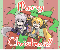 mrcaptainsir:  Surprise! I got @askneruandhaku for Secret Santa!! Happy Christmas~Thank you again @vocasecretsanta for organizing the whole thing I already can't wait for next year!: mrcaptainsir:  Surprise! I got @askneruandhaku for Secret Santa!! Happy Christmas~Thank you again @vocasecretsanta for organizing the whole thing I already can't wait for next year!