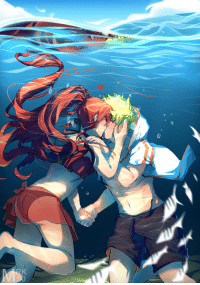Head, Target, and Tumblr: mrk50: Arkos at the Beach 2 I wanted to challenge myself with an underwater scene. Gotta practice… MORE… Under the readmore is a sketch i did for the swimwear! Keep reading  hand holding AND head holding?! WHAT KIND OF FILTH IS THIS?!