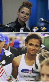 Funny, Life, and Hurdle: mROADTORIO  MCLAUGHLIN Sydney McLaughlin need to hurdle into my life 😍