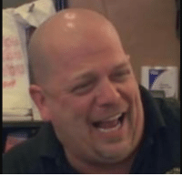 MRW I'm Rick Harrison and this is my pawn shop. I work here with my old man and my son, Big Hoss, and in 23 years I've learned one thing. You never know what is gonna come through that door: MRW I'm Rick Harrison and this is my pawn shop. I work here with my old man and my son, Big Hoss, and in 23 years I've learned one thing. You never know what is gonna come through that door
