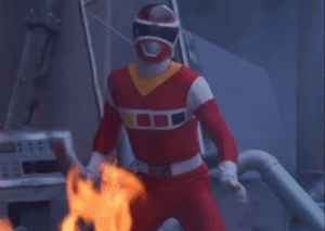"""Mrw, Power, and Ranger: MRW I get to my son's Ranger initiation class only to realize minutes too late I accidentaly put a """"d"""" after the """"w"""" in """"Power"""" when I signed him up."""