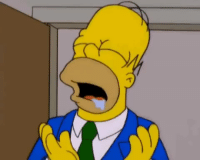 MRW I turn into Homer Simpson and realize that I can make myself orgasm by saying Neo-Nazi chants.: MRW I turn into Homer Simpson and realize that I can make myself orgasm by saying Neo-Nazi chants.