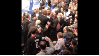 Sports, Oakley, and The Stand: mS Charles Oakley was arrested at the Knicks game tonight after this incident in the stands. (h-t Ian Schafer, ischafer-Twitter)