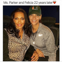 Memes, Black Don't Crack, and Black: Ms. Parker and Felicia 22 years later Today's dose of . . .Black Dont Crack! @urbansvintage theblaquelioness