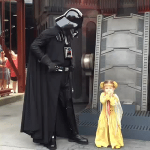 msaliviamarie: thegrayship:  ekjohnston:  becks-tea:  didyouknowmagic:  The slow surrender of his hand is everything.   This video gave me life  Here are fifteen of my favourite seconds from the internet.  tiny padme: *reaches for darth fucking vader's hand and kisses it like nothing's unusual* vader: *looks into the camera like he's in the office*  Her name is Lane! She's a style ICON and I want to be her when I grow up. Here is her instagram : msaliviamarie: thegrayship:  ekjohnston:  becks-tea:  didyouknowmagic:  The slow surrender of his hand is everything.   This video gave me life  Here are fifteen of my favourite seconds from the internet.  tiny padme: *reaches for darth fucking vader's hand and kisses it like nothing's unusual* vader: *looks into the camera like he's in the office*  Her name is Lane! She's a style ICON and I want to be her when I grow up. Here is her instagram