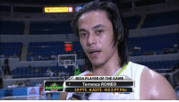 Galing ni Bebe Romeo.   (c) Terrence Romeo: MSI  BIDA PLAYER OF THE GAME  Terrence ROMEO  GLOBAL PORT  29 PTS 6 ASTS 4/6 3-PT FGs Galing ni Bebe Romeo.   (c) Terrence Romeo