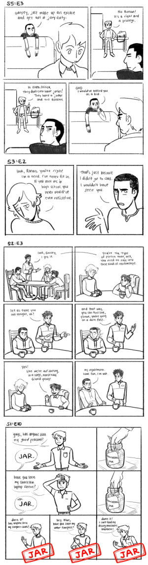 mskermit:  more joke comics i spent way too much time on as always, quotes are from new girl  : mskermit:  more joke comics i spent way too much time on as always, quotes are from new girl