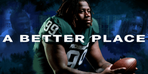 .@MSU_Football DT Raequan Williams almost quit football when his cousin and brother were tragically murdered just 18 months apart.  But his family's support and love kept him on the right path:  https://t.co/v72zEFB85q (via @NFLDraft) https://t.co/BHIJSQd7iN: .@MSU_Football DT Raequan Williams almost quit football when his cousin and brother were tragically murdered just 18 months apart.  But his family's support and love kept him on the right path:  https://t.co/v72zEFB85q (via @NFLDraft) https://t.co/BHIJSQd7iN