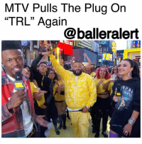 "Memes, Mtv, and Email: MTV Pulls The Plug On  ""TRL"" Again  15  @balleralert MTV Pulls The Plug On ""TRL"" Again - blogged by @MsJennyb ⠀⠀⠀⠀⠀⠀⠀⠀⠀ ⠀⠀⠀⠀⠀⠀⠀⠀⠀ Just five months after the return of the MTV classic, ""Total Request Live,"" the network has reportedly pulled the plug on the reboot. ⠀⠀⠀⠀⠀⠀⠀⠀⠀ ⠀⠀⠀⠀⠀⠀⠀⠀⠀ In an email obtained by TMZ, the network informed its employees of the show's cancellation. ⠀⠀⠀⠀⠀⠀⠀⠀⠀ ⠀⠀⠀⠀⠀⠀⠀⠀⠀ TRL made it's comeback back in October after nine years off the air. After four months, the show took a hiatus, scheduled to return April 9. But now, according to TMZ, the show will not be returning, at this time. ⠀⠀⠀⠀⠀⠀⠀⠀⠀ ⠀⠀⠀⠀⠀⠀⠀⠀⠀ Instead, the show will ""pivot short-form content that will be featured on social and digit platforms,"" but the ""Total Request"" late after shows will remain."