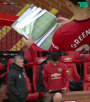 Me 5 mins before the exam  (🎥: @ThatIndianGuy) https://t.co/XCCAZqdUoj: MU 0-1 EVE 62:16  FOOTBALL  DAILY  HLER  GREEN   MU 0-1 EVE 62:09  sky sports  Premier League  LIVE  CHEV  CHEVROLET  OGS  CHEVROLET  CH Me 5 mins before the exam  (🎥: @ThatIndianGuy) https://t.co/XCCAZqdUoj
