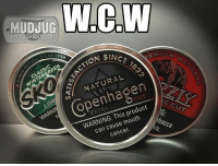 Memes, Wcw, and 🤖: MUDJUG  portable sp  s  CTION EMIUM  NCE 193  CLASSIC  WINTER Oen  CUT  LON EXTRA LO  product  This WARNING: mouth  WARNI  cancer. All day everyday! mudjug wcw dip30 packdipspit copenhagen grizzly skoal photo by @chrisdips1