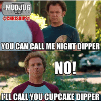 What's your Dipper name? mudjug dip30 packdipspit nighthawk photo by @chrisdips1: MUDJUG  portable spittoons  @CHRIS DIRS1  YOU  CAN  CALL ME NIGHTDIPPER  NO!  ILL CALL YOU CUPCAKE DIPPER What's your Dipper name? mudjug dip30 packdipspit nighthawk photo by @chrisdips1