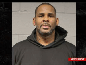 Chicago, Girls, and Memes: MUG SHOT R. Kelly surrendered to police in Chicago turning himself in after being charged with sexual abuse of 4 girls, at least 3 of whom were minors. Read more at TMZ. rkelly tmz chicago