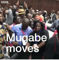 Dancing with joy. Here are Zimbabwe ruling party members immediately after they voted to sack Robert Mugabe as party leader. Mr Mugabe is 93 and has been in power since 1980. Last week the military intervened, apparently to stop him from installing his wife as his successor. Read more: bbc.in-Zim zimbabwe africa RobertMugabe GraceMugabe ZanuPF government harare dance: Mugabe  moves Dancing with joy. Here are Zimbabwe ruling party members immediately after they voted to sack Robert Mugabe as party leader. Mr Mugabe is 93 and has been in power since 1980. Last week the military intervened, apparently to stop him from installing his wife as his successor. Read more: bbc.in-Zim zimbabwe africa RobertMugabe GraceMugabe ZanuPF government harare dance