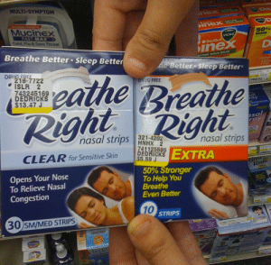 hugofrimodig:  the-study-of-wumbo:  stereolights:  It's like his snoring got so bad that his wife left him and now he's just forever alone with his extra-strength Breathe Right strips  maybe the strips were so effective that he inhaled his wife  honestly that could happen : MULTI-SYMPTOM  MucimEx  FAST MAX  Cold, Flu& Sore Throat  50%  MORE  VICKS  DayQuu  Breathe Better Sleep Bette  ine  AYTIME SINUS RELIEF  Better Sleep Better  DRIE 722  ISLR 2  UG FREE  eathe Breathe  Righ Right  743245169  DEDRICKS  $13.47 J  1sa  ray  nasal strips 1 lifes  nasal strips  HNHX 2  41125586  EDRİCKS  CLEAR for Sensitive Skin  EXTRA  $6.59 J  Rign  Opens Your Nose  To Relieve Nasal  Congestion  50% Stronger  To Help You  Breathe  Even Better  10  STRIPS  30 SM/MED STRIPS  SaltAit hugofrimodig:  the-study-of-wumbo:  stereolights:  It's like his snoring got so bad that his wife left him and now he's just forever alone with his extra-strength Breathe Right strips  maybe the strips were so effective that he inhaled his wife  honestly that could happen