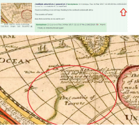 """multiple antarcticas/ general pt 2 Anonymous ID:t9n6Gqu+ Tue 14 Mar 2017 12:06:06 No.1 16622222  Quoted By  16623 112 116623 145  I found something on an old map. Relating to the continent underneath africa.  """"The countrie of Parrots""""  does that sound like an ice wall to you?  467KiB, 1549x1017.  country of parrrots.jpg  Anonymous ID: Lcuvr+oo Tue 14 Mar 2017 12:11:37 No.116622910  Report  View Same  Google iqdb  Sauce NAO t  Finally, an Antarctica thread again!  RTNER  of th  mitch  Parrots Quints reveal Kek's will for the location of Kekistan"""