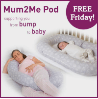 To celebrate the launch of our new & exclusive Mum2Me Pod, your best companion during pregnancy & the perfect sleeping pod for your baby, we're giving you the chance to WIN this amazing prize.  LIKE & TAG a Mum to be & don't forget to spread the love by SHARING our post!  Available only from @mothercareuk & @mothercareirl for only £89.99/ €109.99 PS: Winners announced next Monday (27th February): Mum2Me Pod  FREE  Friday!  supporting you  from bump  to  baby To celebrate the launch of our new & exclusive Mum2Me Pod, your best companion during pregnancy & the perfect sleeping pod for your baby, we're giving you the chance to WIN this amazing prize.  LIKE & TAG a Mum to be & don't forget to spread the love by SHARING our post!  Available only from @mothercareuk & @mothercareirl for only £89.99/ €109.99 PS: Winners announced next Monday (27th February)