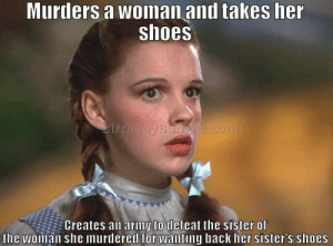 Birthday Funny And Memes Murders A Woiman Andtakes Her Shoes Creates An Army