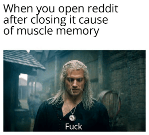 Muscle memory: Muscle memory