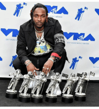 Congratulations goes out to #KendrickLamar for his video #Humble! He won 6 #VMA's tonight including video of the year! 👍💯 @KendrickLamar #WSHH: MUSIC AWARDS  2017 VIDEO  2017 VIDEO MUSIC AWARDS  2017 Vi Congratulations goes out to #KendrickLamar for his video #Humble! He won 6 #VMA's tonight including video of the year! 👍💯 @KendrickLamar #WSHH