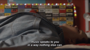 Nothing Else: music speaks to you  in a way nothing else can