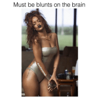 Blunts, Love, and Rihanna: Must be blunts on the brain Dear Rihanna, I fking love you! @wolfiememes