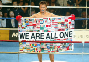 the-awesome-stuff:  MMA Fighter Genki Sudo didn't come down to the ring with a flag of his native country. Instead he had a flag unifying us as equals.the-awesome-stuff.tumblr.com source: http://feedproxy.google.com/~r/ImgurGallery/~3/mf6zDPiopt4/KblePGg: MWE ARE ALL ONE PUBLISE the-awesome-stuff:  MMA Fighter Genki Sudo didn't come down to the ring with a flag of his native country. Instead he had a flag unifying us as equals.the-awesome-stuff.tumblr.com source: http://feedproxy.google.com/~r/ImgurGallery/~3/mf6zDPiopt4/KblePGg