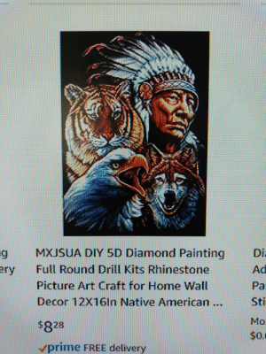 MXJSUA DIY 5D Diamond Painting Full Round Drill Kits Rhinestone Picture Art Craft for Home Wall Decor 12X16In Boat