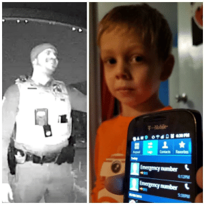 My 5 year old just learned that 911 still works on old cell phones. He was playing cops and robbers with his brother… and apparently needed backup.: My 5 year old just learned that 911 still works on old cell phones. He was playing cops and robbers with his brother… and apparently needed backup.