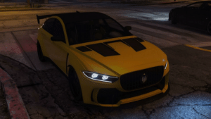 Heat, Nfs, and The: My attempt at recreating the polestar 1 from NFS Heat