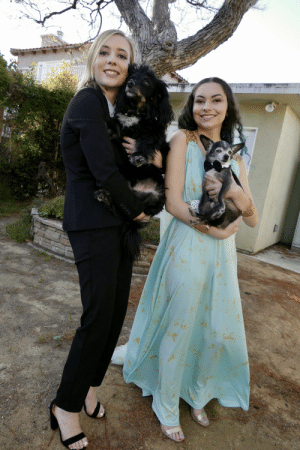 My best friend and I went to prom together in 2018, but my Dad insisted we'd regret not letting boys take us- so he bought bow ties for Maxie and Cheecho!: My best friend and I went to prom together in 2018, but my Dad insisted we'd regret not letting boys take us- so he bought bow ties for Maxie and Cheecho!