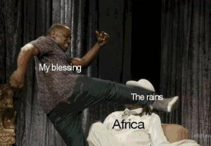 Africa By Toto: My blessing  The rains  itt  Africa Africa By Toto