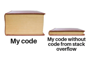 Programming, Code, and Language: My code without  code from stack  overflow  Му code Stack overflow is a programming language.